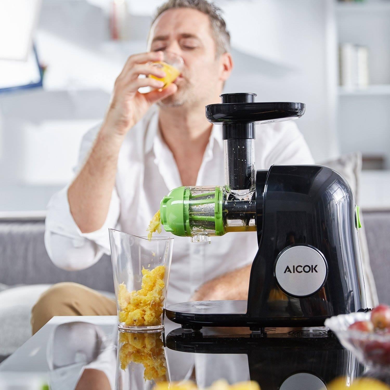 Slow Juicer Girmi Opinioni : Aicok Slow Juicer - Recensione e opinioni - Consigli di casa