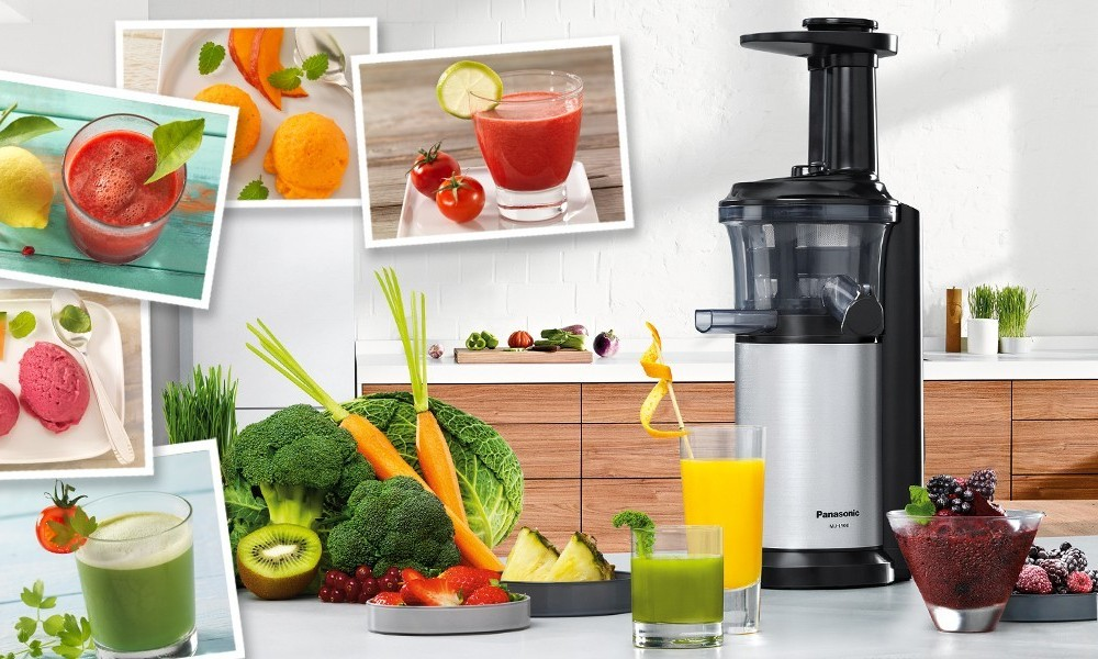 panasonic slow juicer mj l500