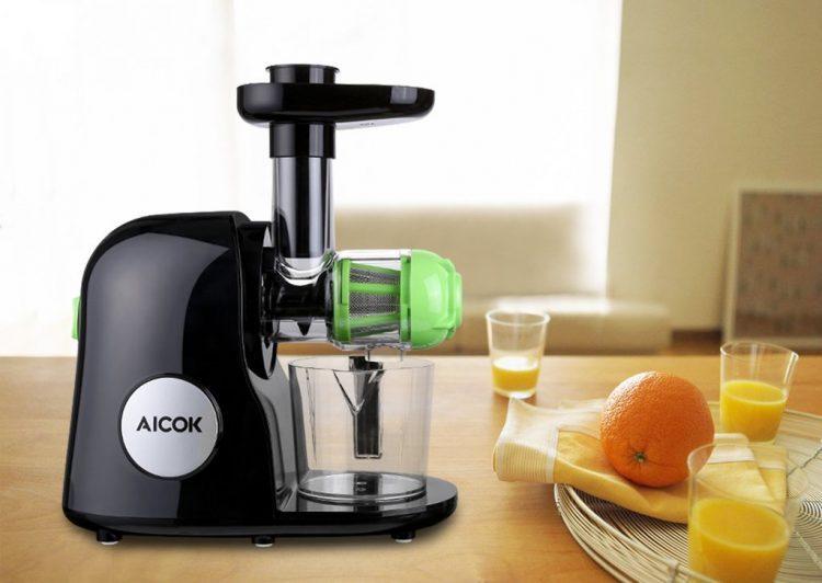 Aicok Slow Juicer: lo slow juicer economico dalle ottime prestazioni - 2021 - Aicok Slow Juicer